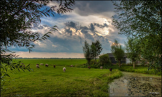 Just before the storm (Meije, Holland)   [Explore - August 7, 2012] | by John Riper