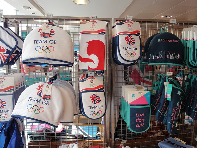 team gb tea cosies