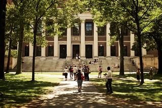 Harvard Yard | by VirtualWolf