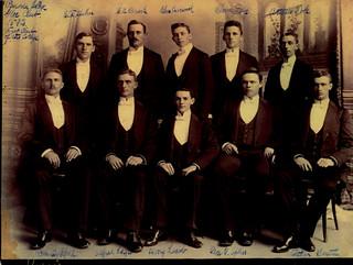 Pomona College Glee Club (1891)