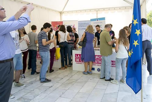 Noche Europea de l@s investigador@s Sevilla2015   by Universidad de Sevilla