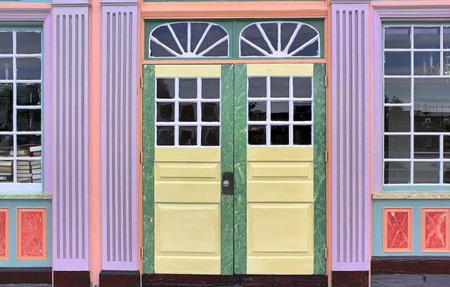 Monticello Doors