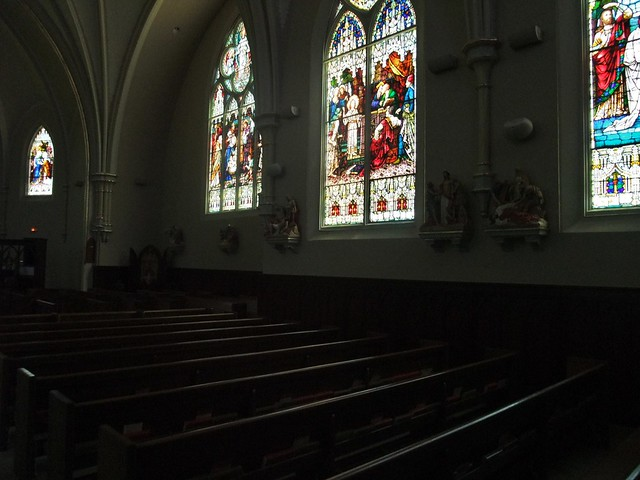 Our Lady of Perpetual Help Catholic Church, Sublette, IL