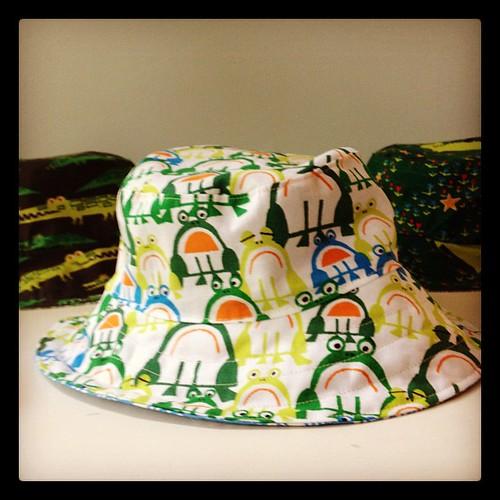 Bucket hats | by courtiepie
