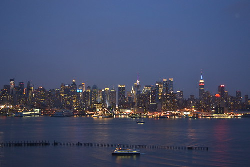 NYC Skyline from Weehawken, NJ #5 | by gargudojr