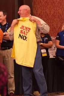 Why does Eric always say no? | by iglazer