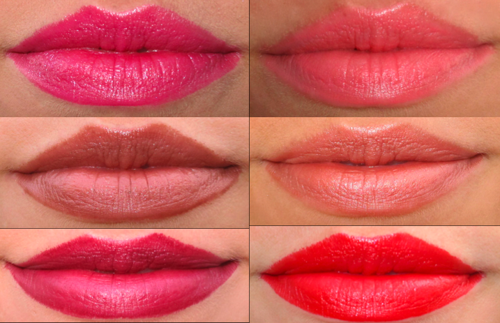 mark. Make It Rich Lip Crayons Swatches | A Look Back at 10 Years of Blogging Living After Midnite Blogger Jackie Giardina