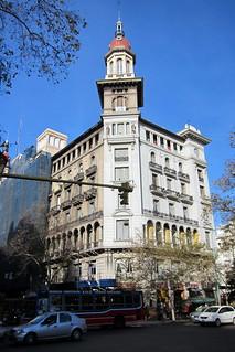 Buenos Aires - Monserrat: Edificio La Inmobiliaria   by wallyg