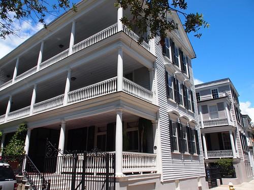Fine architecture on East Battery Charleston (South Carolina, USA 2012) | by paularps