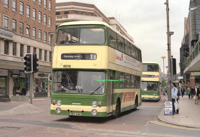 Yorkshire Rider 6078