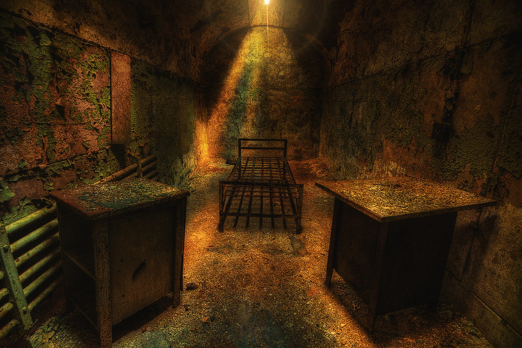 Swell A Solitary Home Eastern State Penitentiary Philadelphia Download Free Architecture Designs Scobabritishbridgeorg