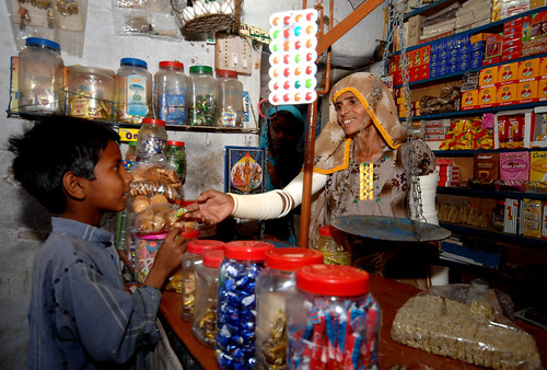 Pathani's general store | by World Bank Photo Collection