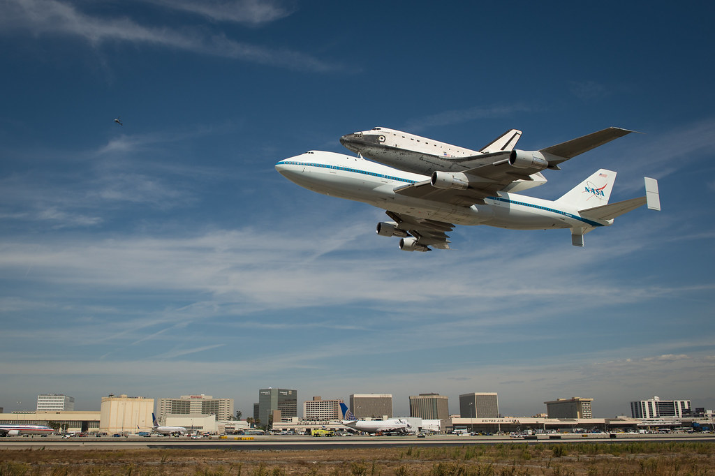 where is endeavour space shuttle right now - photo #37