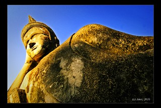 Reclining Buddha | by amri nolastname