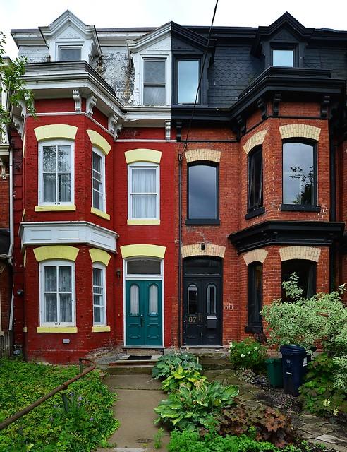 Toronto, ON - Chinatown Residential