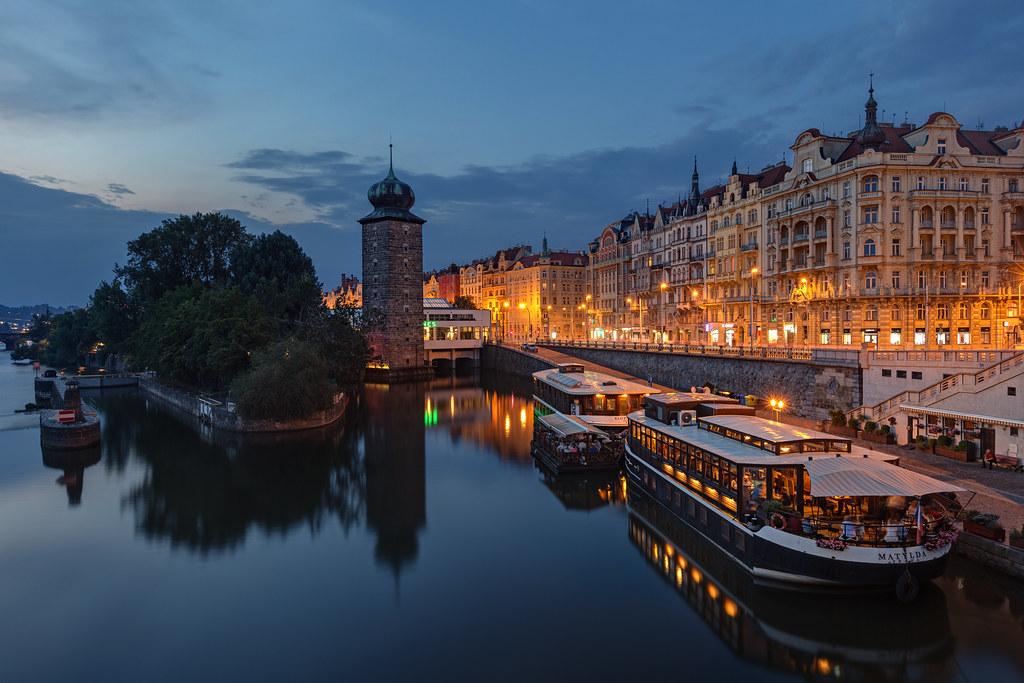Image: Last Night in Prague