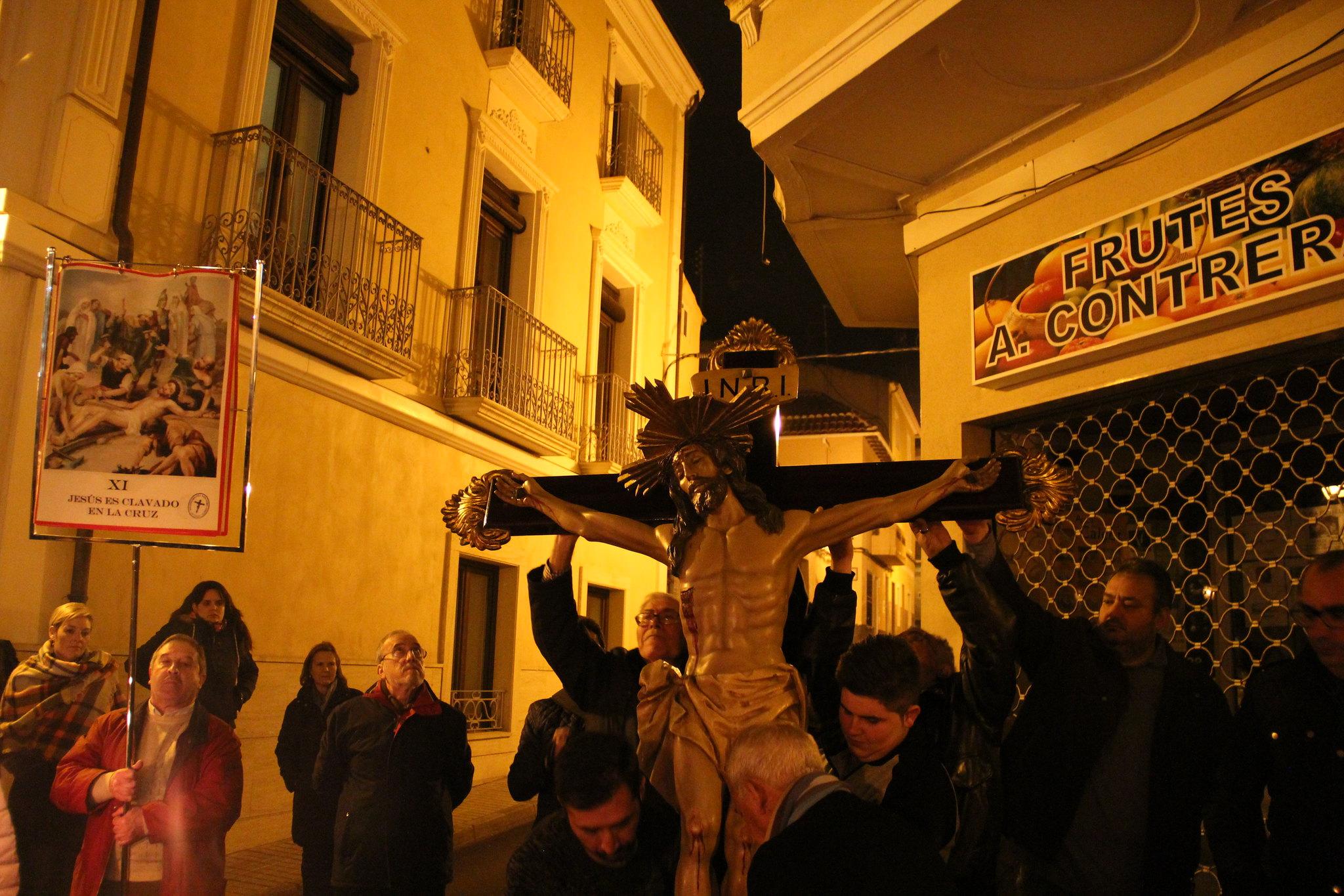 (2016-03-18) - VII Vía Crucis nocturno - Antonio José Verdú Navarro (107)
