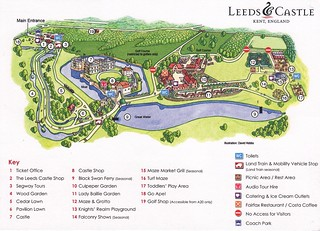 Leeds Castle Plan | by che1899