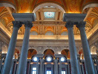 Inside the Library of Congress (Washington DC, USA 2012) | by paularps