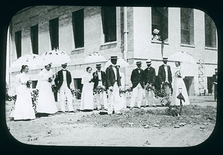 Class Day at Pomona (1899)