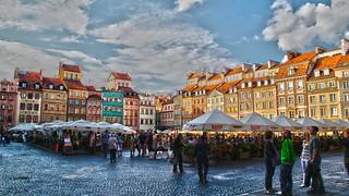 Warsaw | by Gabriela__F