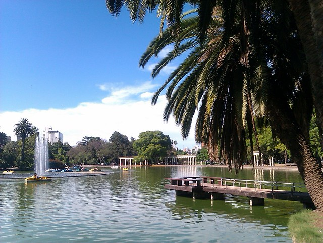 Parque Indepencencia (Rosario) ARG