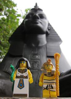 LEGO Egyptian Pharaonic Dynasty I