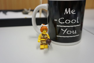 Me - Cool = You