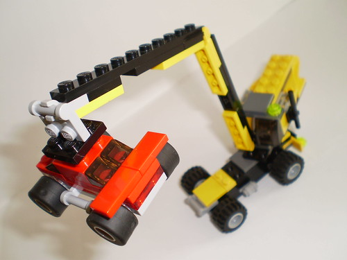 Crane from the Junkyard.