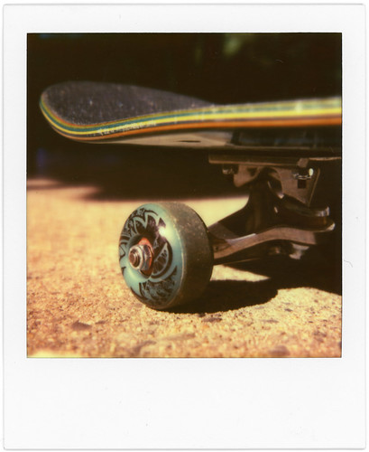 Polaroid SX70 091012 | by HomespunHero