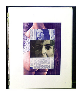 APPREHENDED, Richard Newton © 1975, 2012