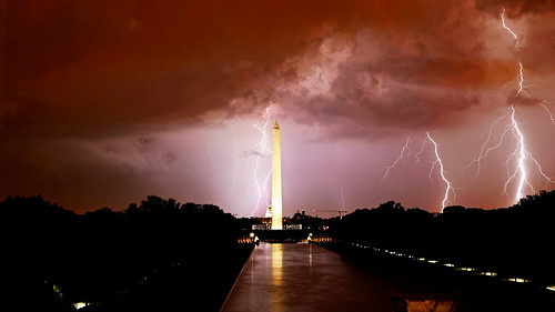 DC Lightning [Explore]#ItsAmazingOutThere