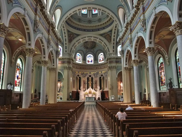 Cathedral of St. Patrick, Harrisburg, PA