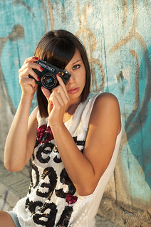 The Girl and The Camera | by KamenKunchev