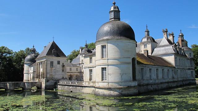Château de Tanlay (XVIe), Yonne (89)