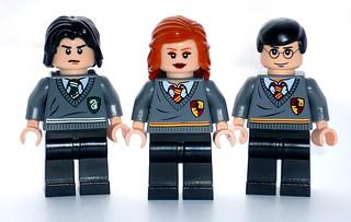 Professor Snape Statuette LEGO Harry Potter