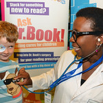 Dr Book | Dr Book prescribes a remedy for a young reader
