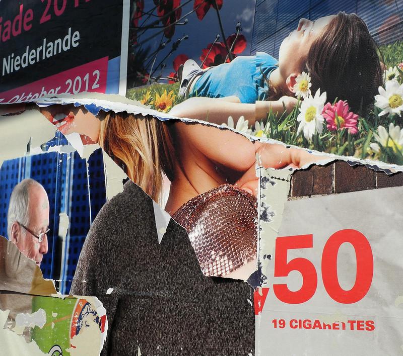"""Variations énigmatiques. No. 7: """"50 / 19 Cigarettes"""""""