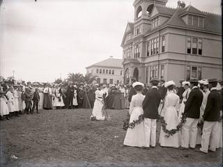 Class Day for Pomona College seniors (1901)