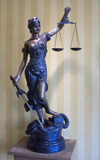 Lady Justice | by -JvL-