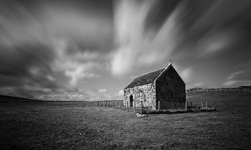 Ensay Chapel by The Flying Monk
