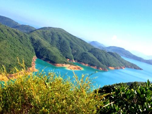 mountainscape waterscape landscape traveltuesday travel hongkong saikunggeopark