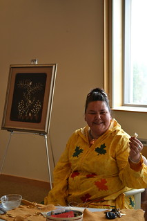 Traditional Artist in Residence 2014   by pwnhc