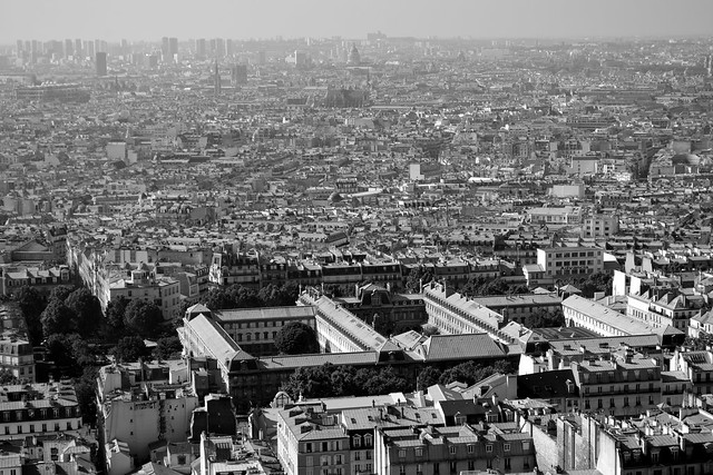 View from Sacre-Coeur