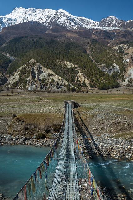 The Bridge towards Annapurna III
