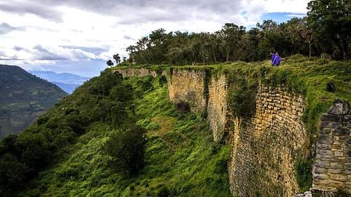 La Fortaleza de Kuelap, Luya, Amazonas, Perú