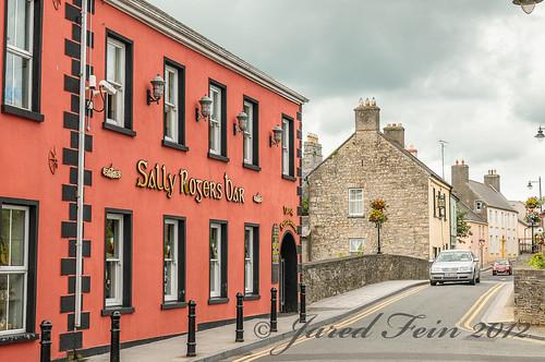 bridge ireland stone town pub village trim 2012 countymeath sewerdoc ©jaredfein ireland2012