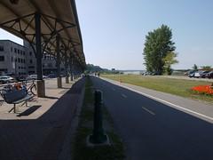 火, 2012-07-31 10:18 - Lévis サイクリングロード