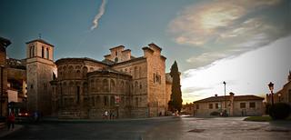 Iglesia de Santiago Arrabal | by diegoalbero