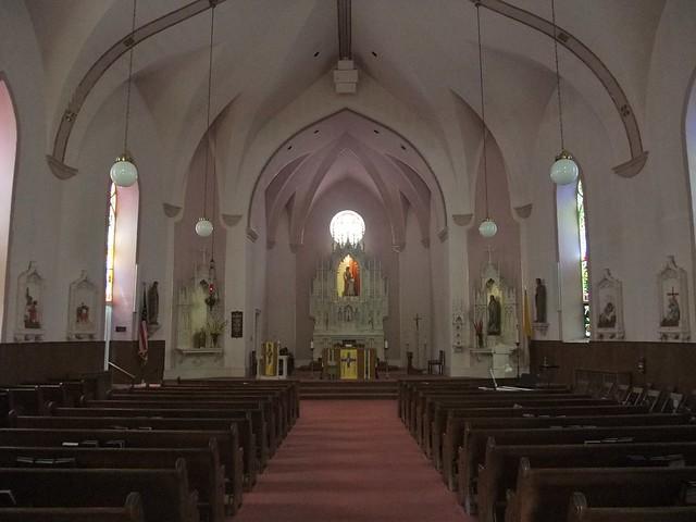 Shrine of Ste. Anne, St. Anne, IL